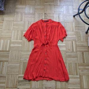 Midlength Zara dress